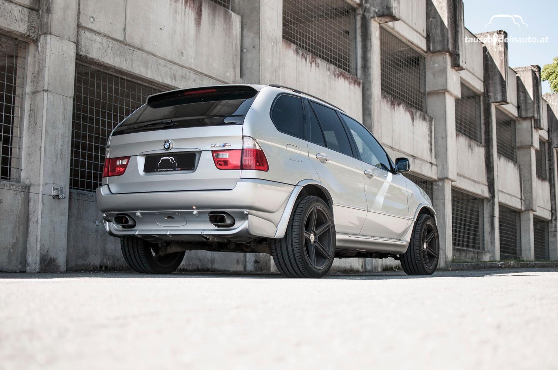 BMW X Is Gefunden Auf TAUSCHEDEINAUTO - X5 alpina