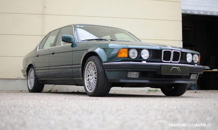 Autotausch-Portal-Auto-Tauschen-Verkaufen-Gebrauchtwagen-Kaufen-Youngtimer-Sportwagen-Oldtimer-Classic-Tauschdeinauto-Tauschedeinauto-Tauschboerse-Tausch-BMW-E32-730i-5