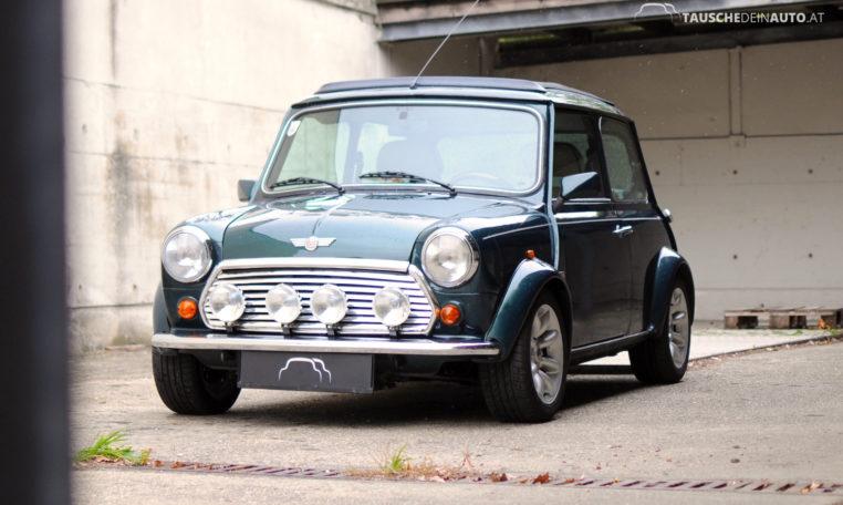 Autotausch-Portal-Auto-Tauschen-Verkaufen-Gebrauchtwagen-Kaufen-Youngtimer-Sportwagen-Oldtimer-Classic-Tauschdeinauto-Tauschedeinauto-Tauschboerse-Tausch-Rover-Mini-Cooper-S-John-British-Open24
